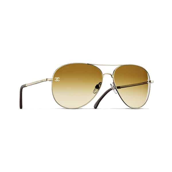 CHANEL 4189TQ C395S9 Gold