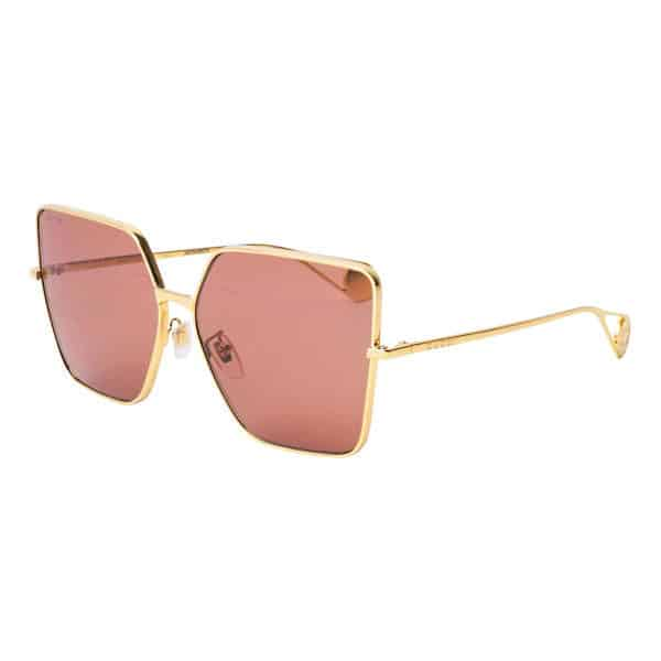 GUCCI GG0436S 001 Gold Rose