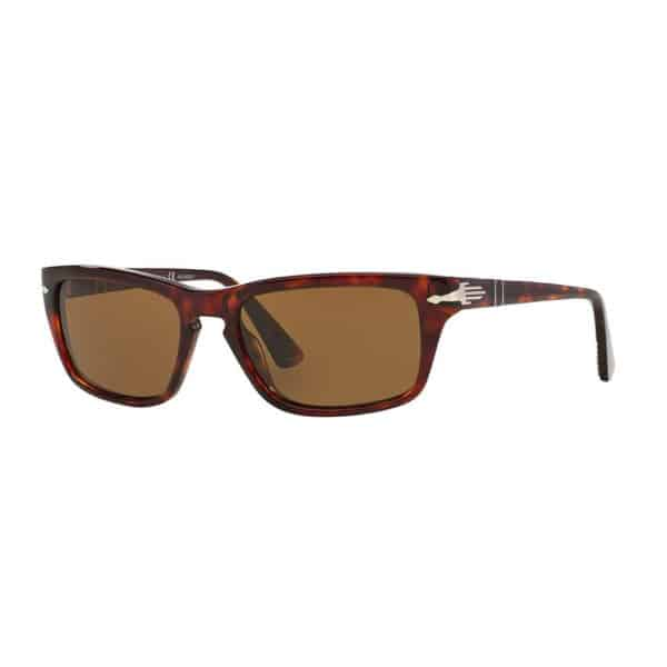 PERSOL PO3074S 2457 Havana Film Noir Edition Polarized_1