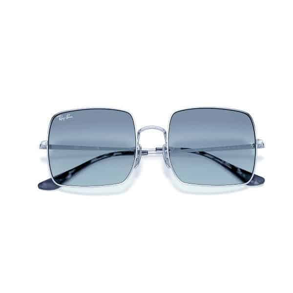 RAYBAN RB1971 91493F Square Silver
