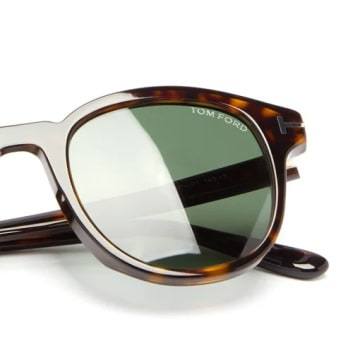 TOM FORD FT0752 52N Jameson Dark Havana