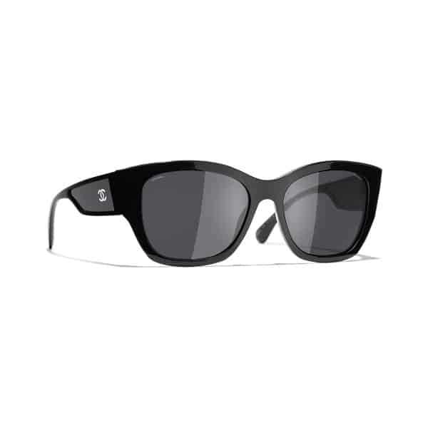 CHANEL CH5429 501S4 Black Grey