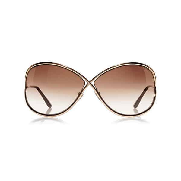 TOM FORD TF0130 28G Miranda Rose Gold