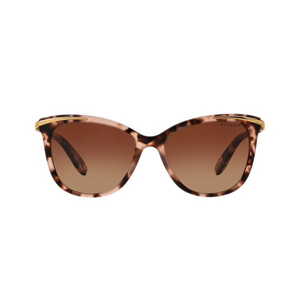 RALPH RA5203 1463T5 Tortoise Brown Polarized