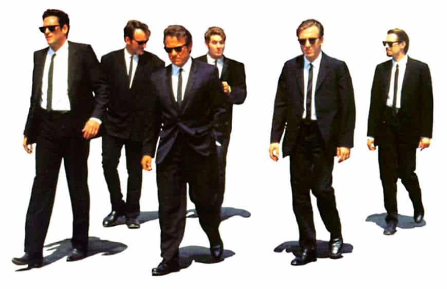 reservoir dogs perilsole sunglasses