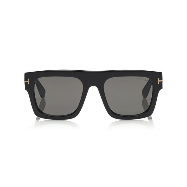 TOM FORD FT0711 01A Fausto Black