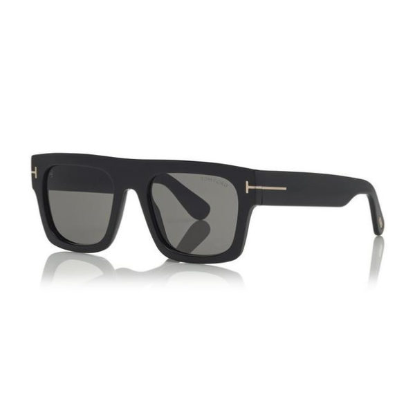 TOM FORD FT0711 01A Fausto Black_1